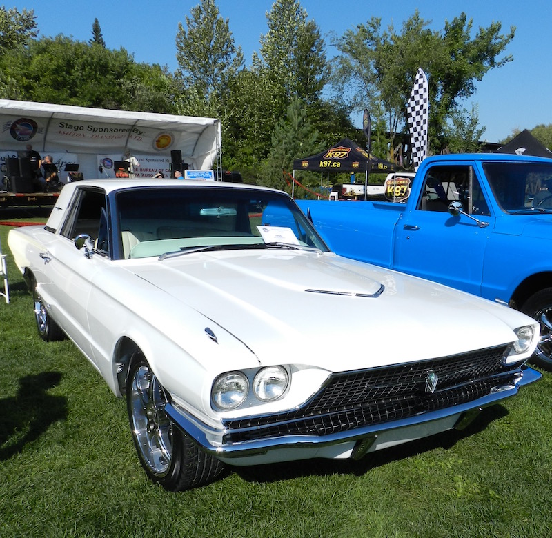 1966 Ford Thunderbird | St. Albert's Place