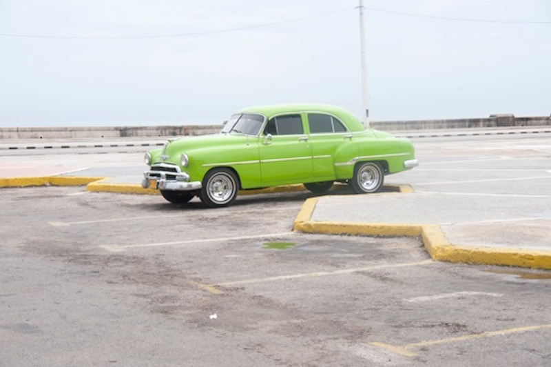 2The Cars Of Cuba